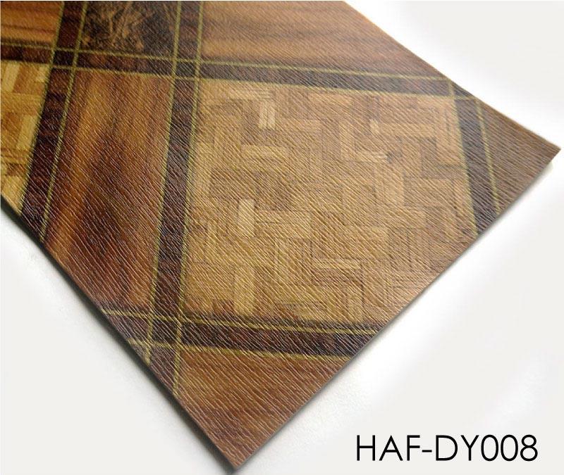 plastic flooring 2m wide brown wood sheet vinyl floor roll - Vinyl Flooring Rolls