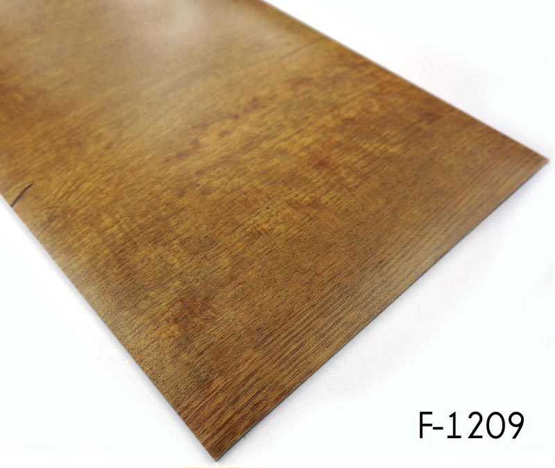 Waterproof And Soundproof Wood Look Vinyl Flooring