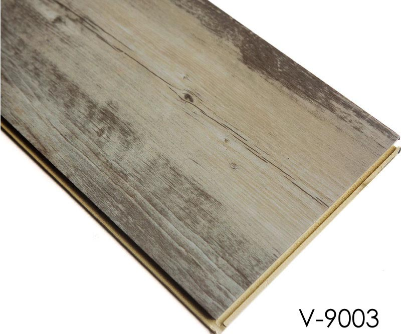 Wood Effect Click Lock WPC PVC Tile Flooring ...