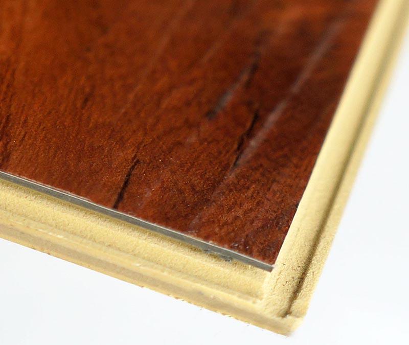 Click Wood Plastic Composites Vinyl Flooring Tiles