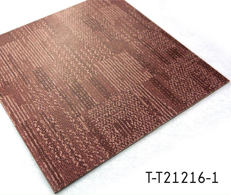 Durable multi-use carpet series vinyl flooring