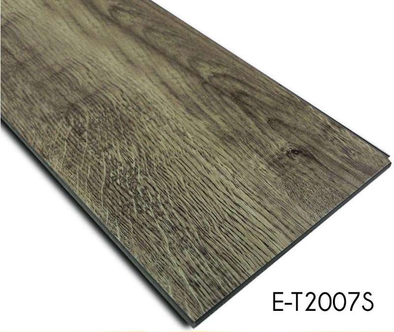 Wood Pattern Interlocking Vinyl Flooring Plank