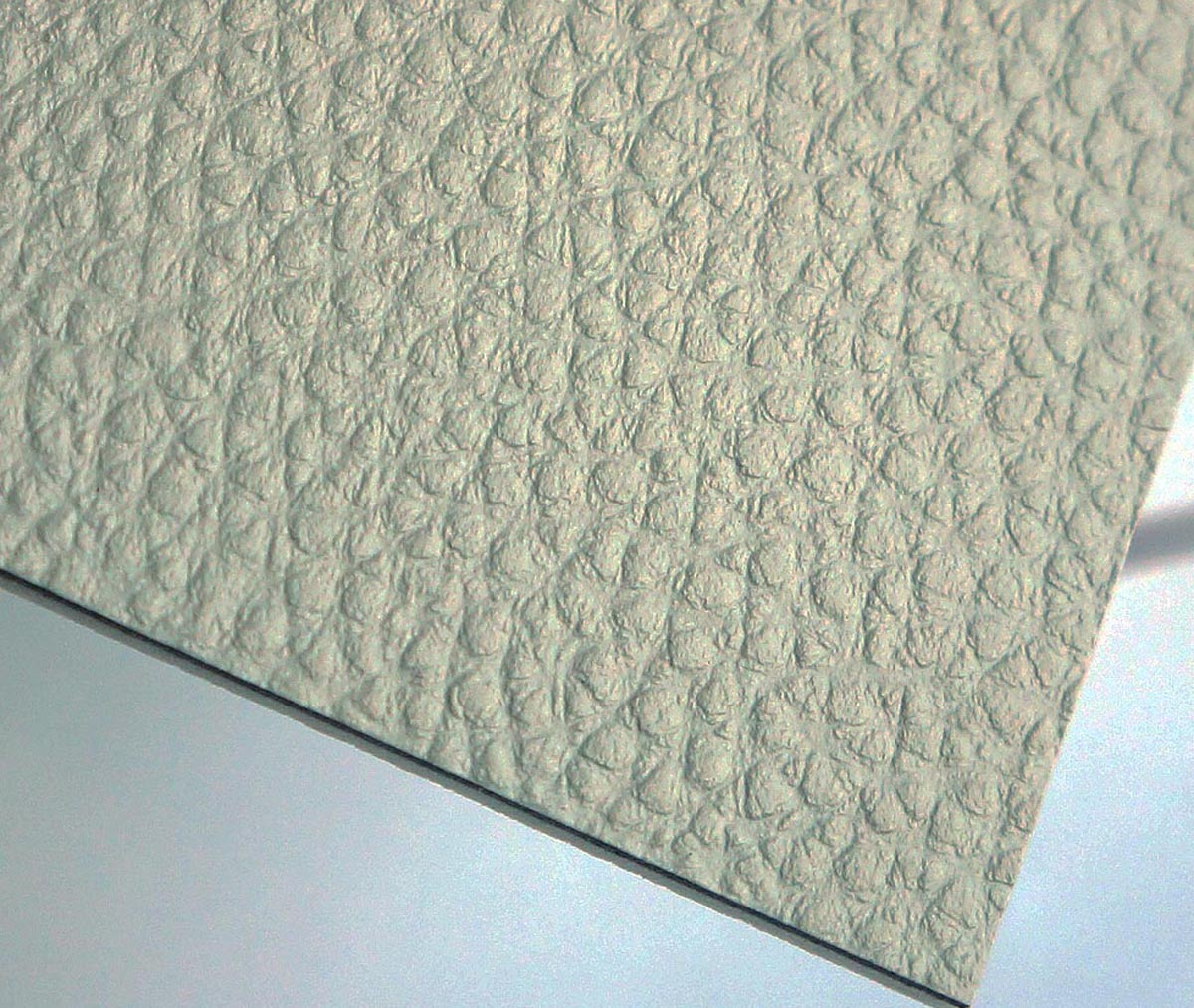 Ecofriendly Litchi Pattern Indoor Vinyl Flooring Roll