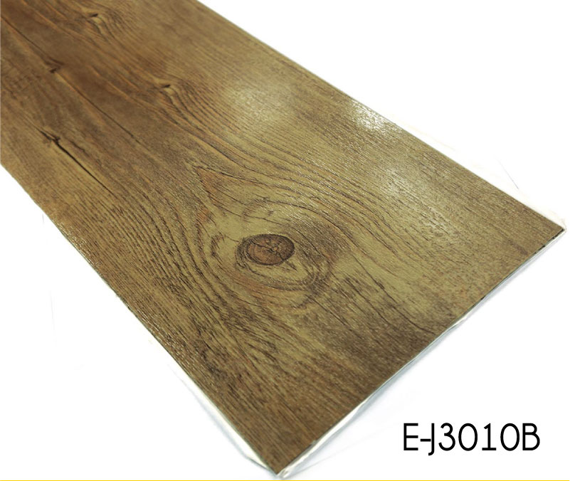 Waterproof Self Adhesive Wood Vinyl Flooring Tiles