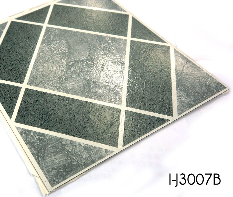 18 in x 18 in Peel-and-Stick Stone Luxury Vinyl Tile