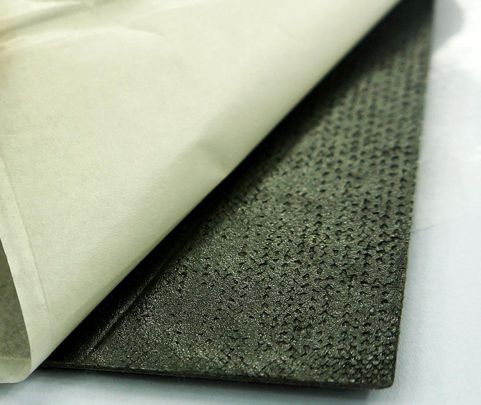Stone Pattern Vinyl Floor Tile Standard Size