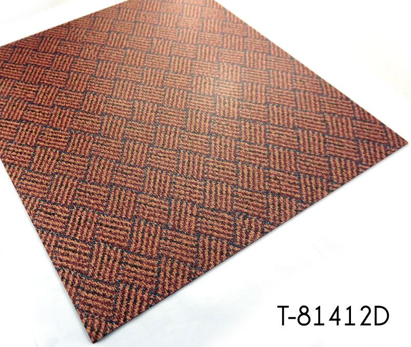 Long Lasting Carpet Series Vinyl Tiles