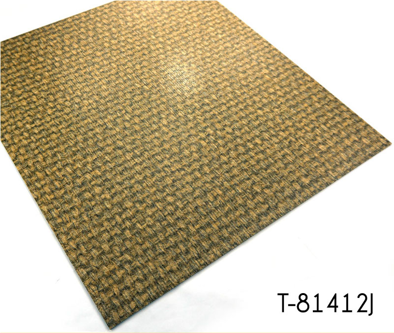 Stylish Look Decorate PVC Floor Carpet