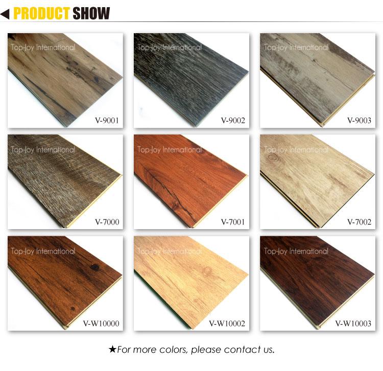 Soundproofing Floors Vinyl : Acoustic foam wpc vinyl click soundproof floor tile