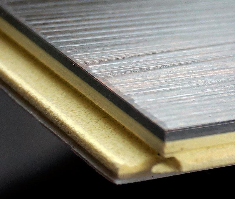 Wpc Sound Absorbing Floor Click Sound Deadening Tile