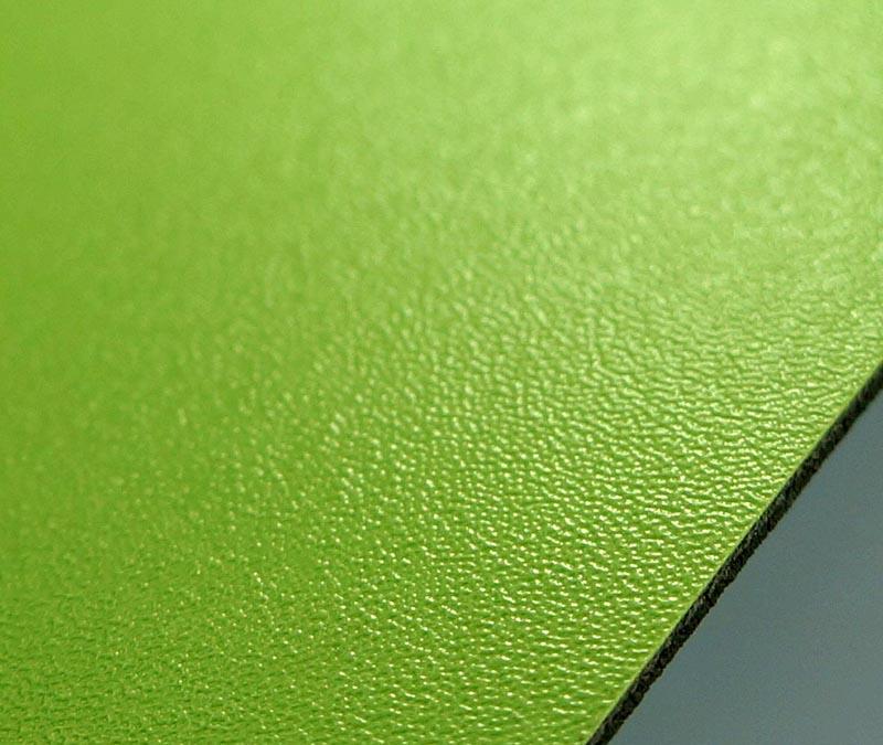 Vibrant Le Green Solid Color Vinyl