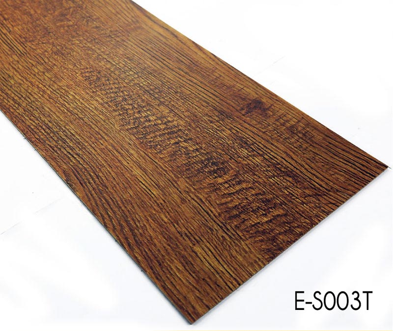 2mm-3mm Glue Down Waterproof Vinyl Wood Flooring