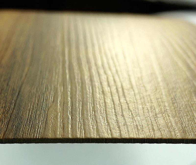 Glue down high quality vinyl wood plank flooring for High quality vinyl flooring