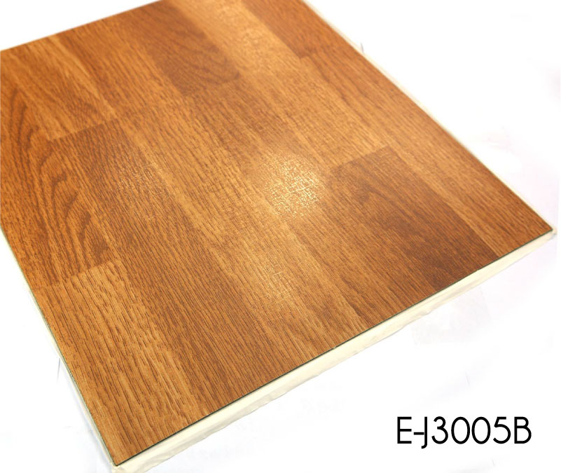 Peel And Stick Standard Size Wood Grain Pvc Tile Vinyl