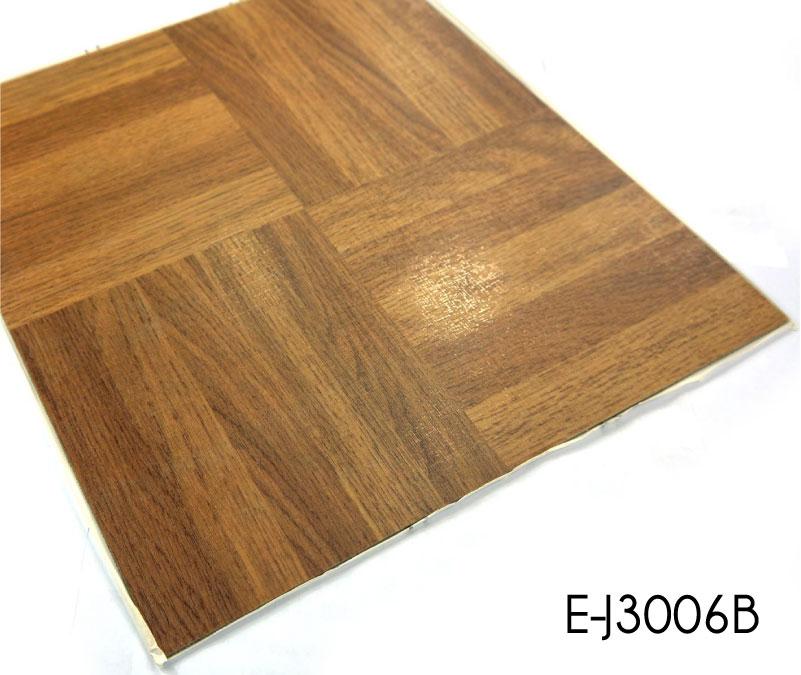 Square Stick Wood Pattern Luxury Vinyl Flooring Topjoyflooring
