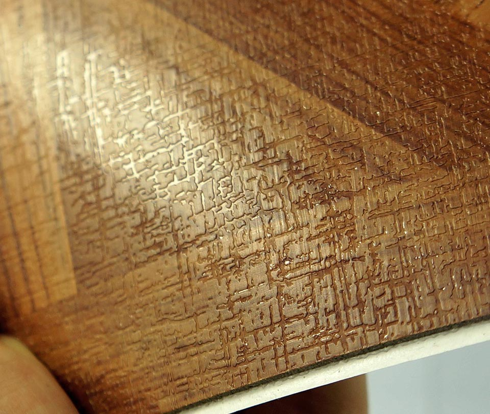Stick wood look vinyl floor planks for Wood look vinyl flooring