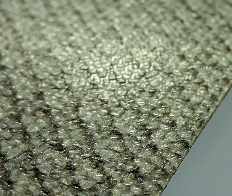 Square Modular Carpet Grain PVC Floor Mat