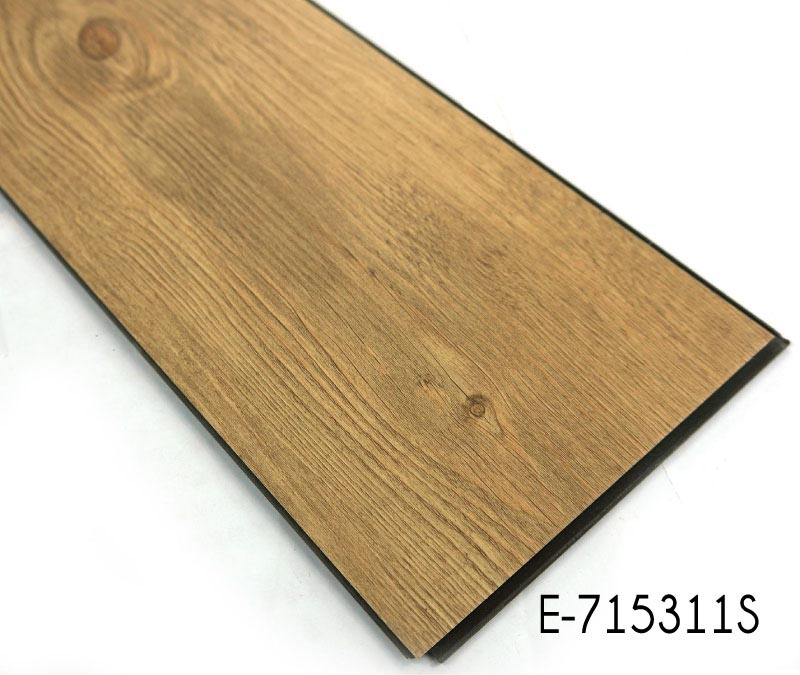 Wood Grain Interlocking Vinyl Flooring Tiles ... - Wood Grain Interlocking Vinyl Flooring Tiles - TopJoyFlooring
