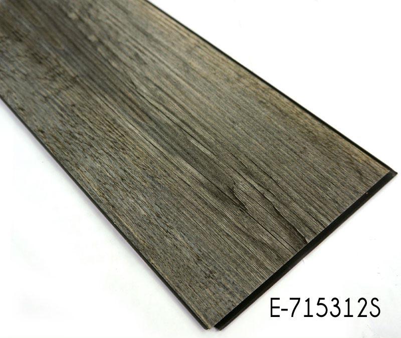 Wood Grain Interlocking Vinyl Flooring Tiles TopJoyFlooring - Interlocking vinyl flooring tiles