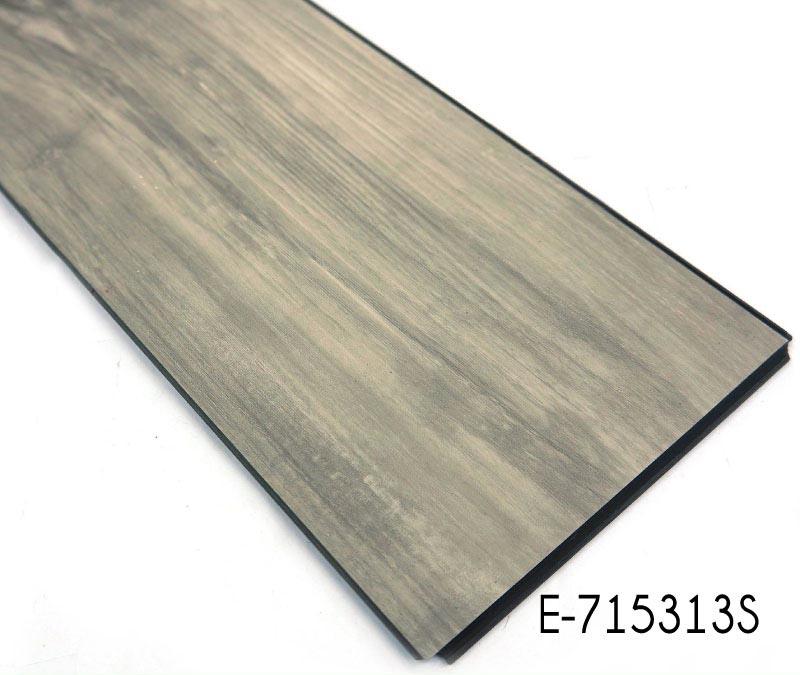 Wood Grain Interlocking Vinyl Flooring
