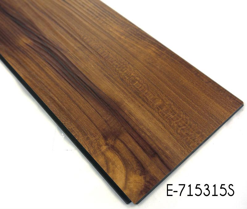 Wood Grain Interlocking Vinyl Flooring Tiles Topjoyflooring