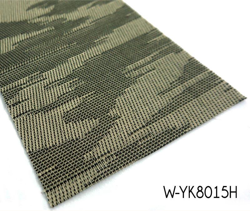 Jacquard Woven Floor Mat With Vinyl Yarns Topjoyflooring