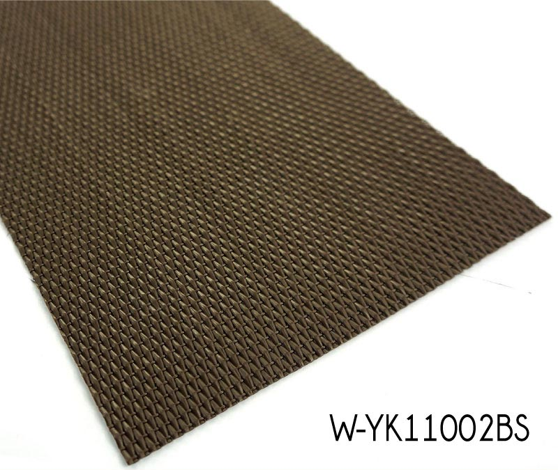 Jacquard Woven Floor Mat With Vinyl Yarns Topjoyflooring