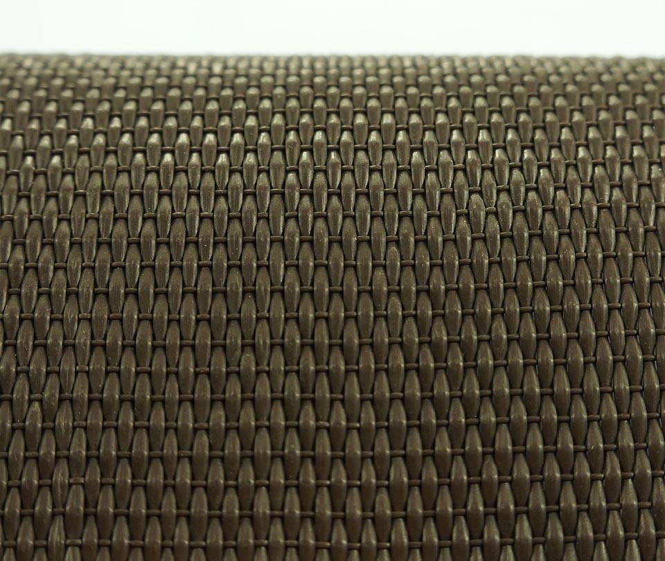 Vinyl Woven Flooring With Customized Size Topjoyflooring