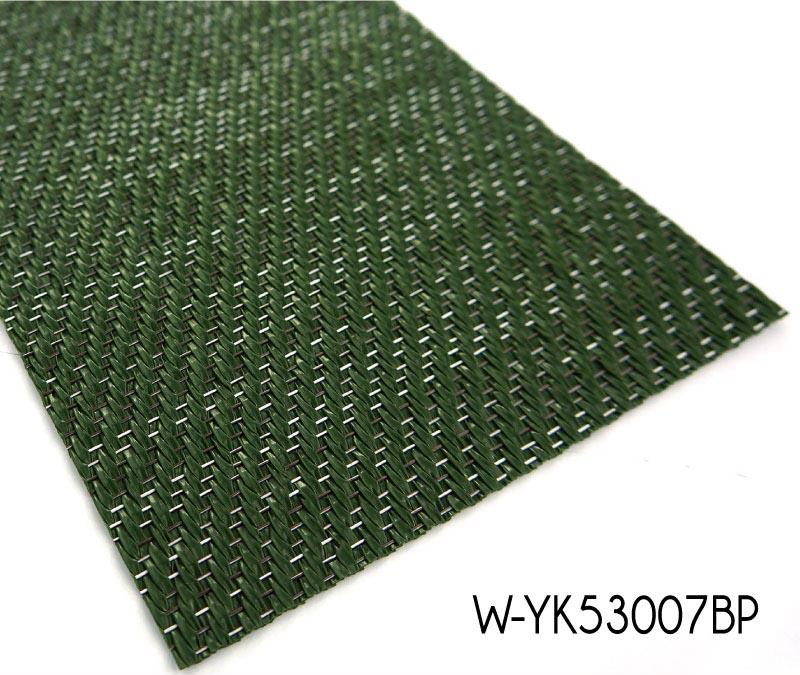 Super Gloss Woven Vinyl Fabric Topjoyflooring