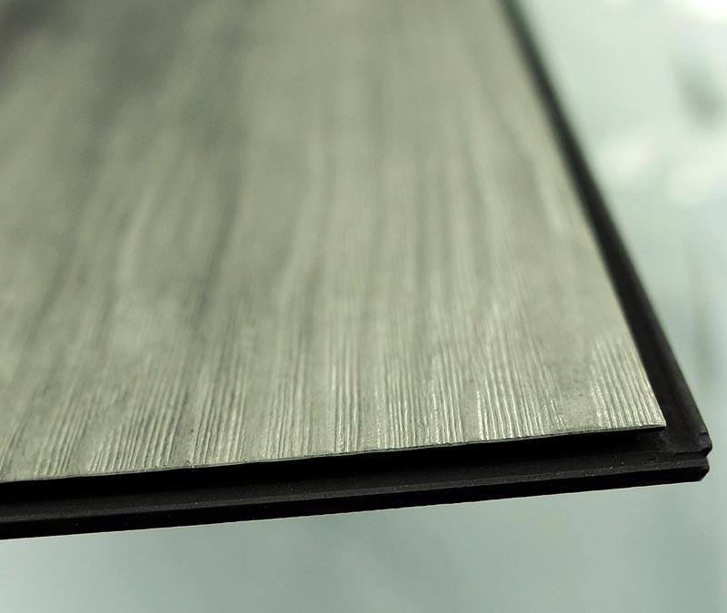 Beautiful ... Wood Grain Interlocking Vinyl Flooring Tiles ...
