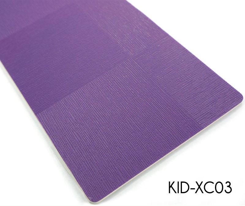 Children Vinyl Flooring Roll Foam Back Topjoyflooring
