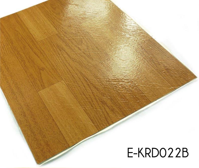 Wooden Grain Waterproof Self adhesive Vinyl Flooring