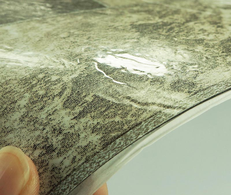 Motif en pierre vinyle auto adh sif carrelage topjoyflooring - Carrelage en vinyle ...