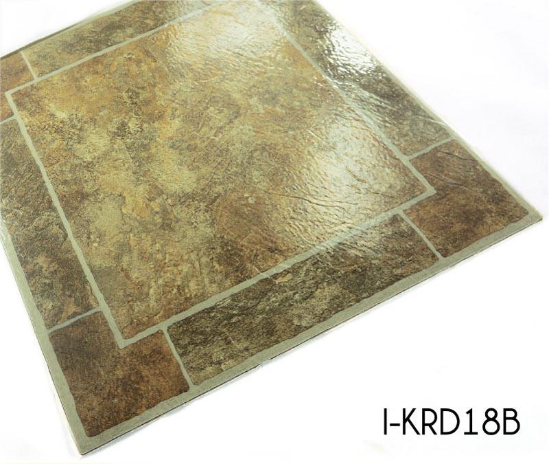 Stone Pattern Self Adhesive Vinyl Tiles Topjoyflooring