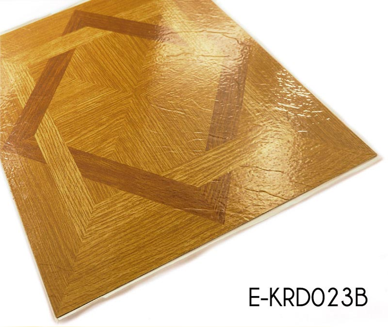Anti-slip Self Adhesive Vinyl Flooring Tiles