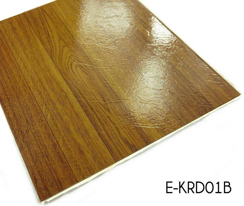 Tile adhesive for wooden floors