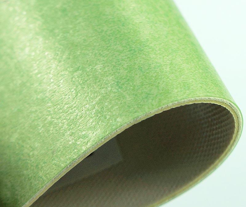 Commercial PVC floorboard green marble pattern Vinyl flooring