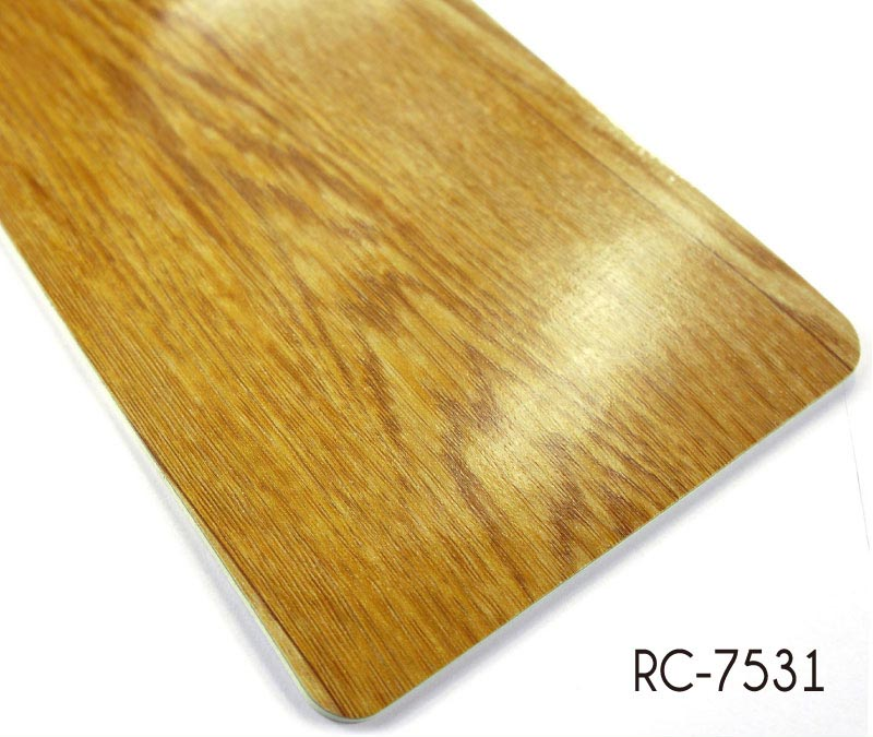 PVC flooring roll wooden grain house decorative floor cover