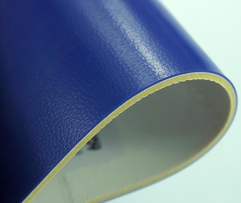 Dark Blue Commercial Vinyl Floor Roll Topjoyflooring