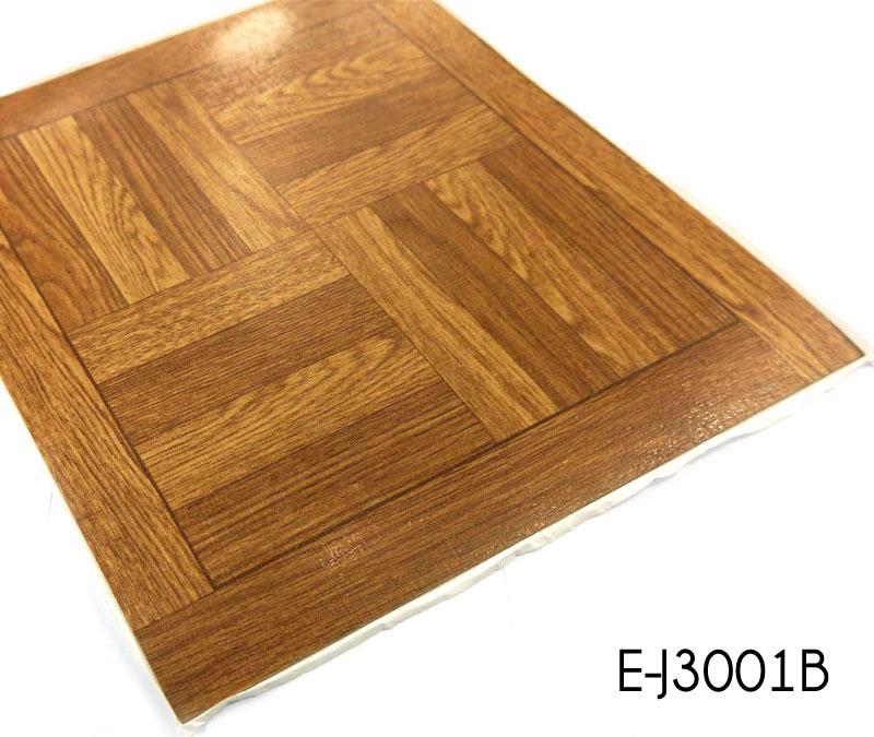Waterproof Self Adhesive Vinyl Tiles Flooring