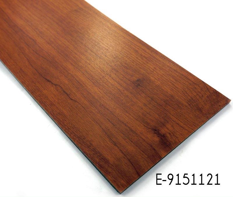 Anti skid Commercial Loose Lay Vinyl Plank Flooring