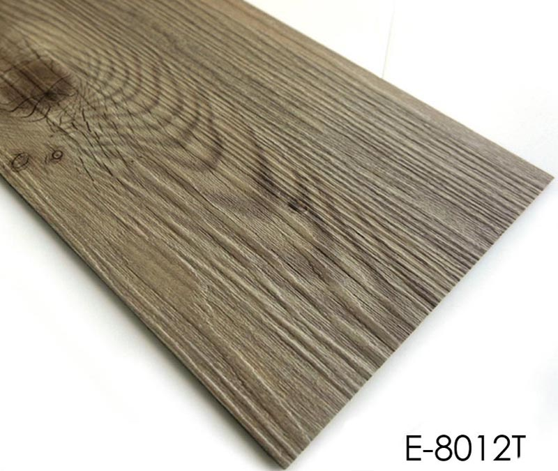Wood Grain Non Slip Dry Back Vinyl Plank Flooring