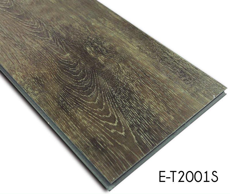 Cost Effective Wood Click Vinyl Flooring Tiles