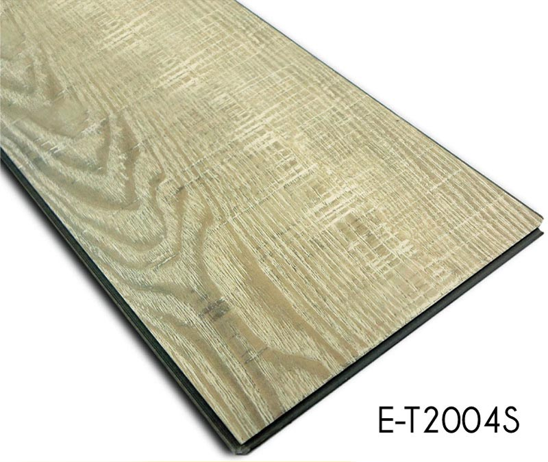 Wood Pattern Wear Surface Vinyl Click Flooring Tiles Topjoyflooring