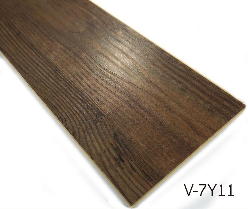 High Quality Cheap Wood Grain WPC Click Flooring