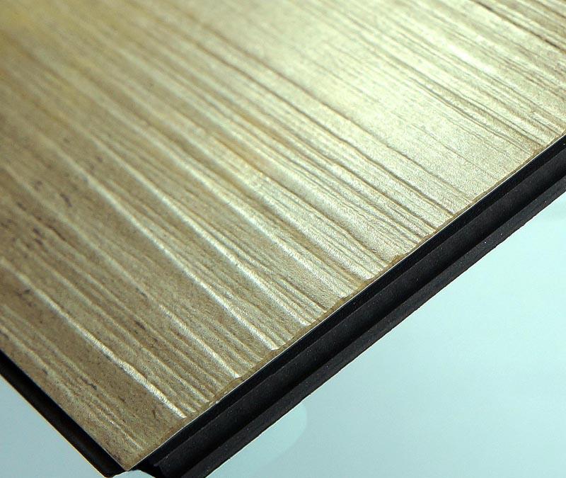 PVC Wood Grain High Quality Interlocking Vinyl Flooring