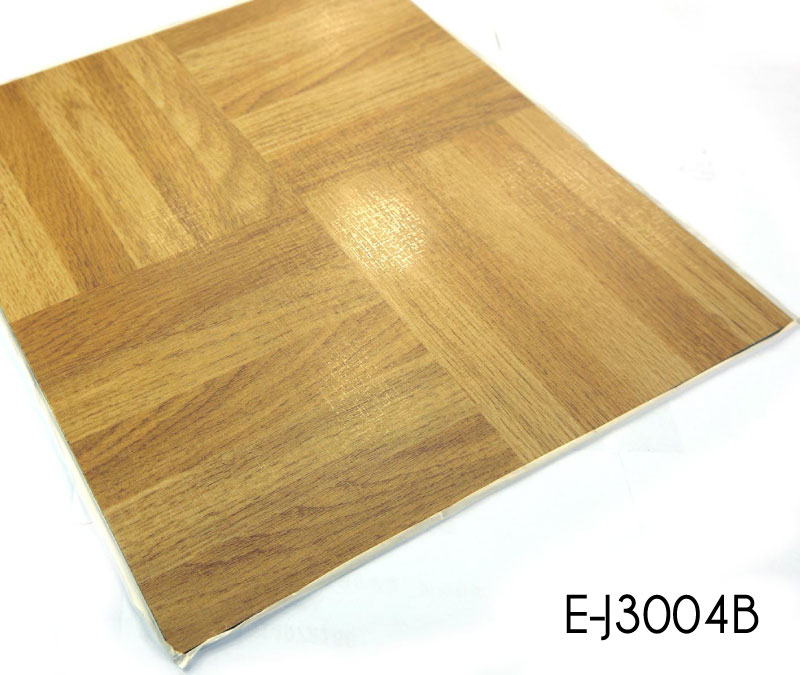 Waterproof And Durable Wood Grain Self-adhesive PVC Vinyl Flooring