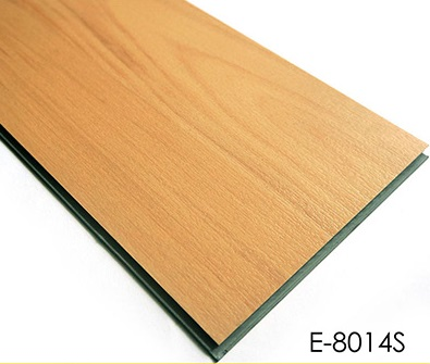 Wear Resistance Wood Grain PVC Vinyl Click Flooring
