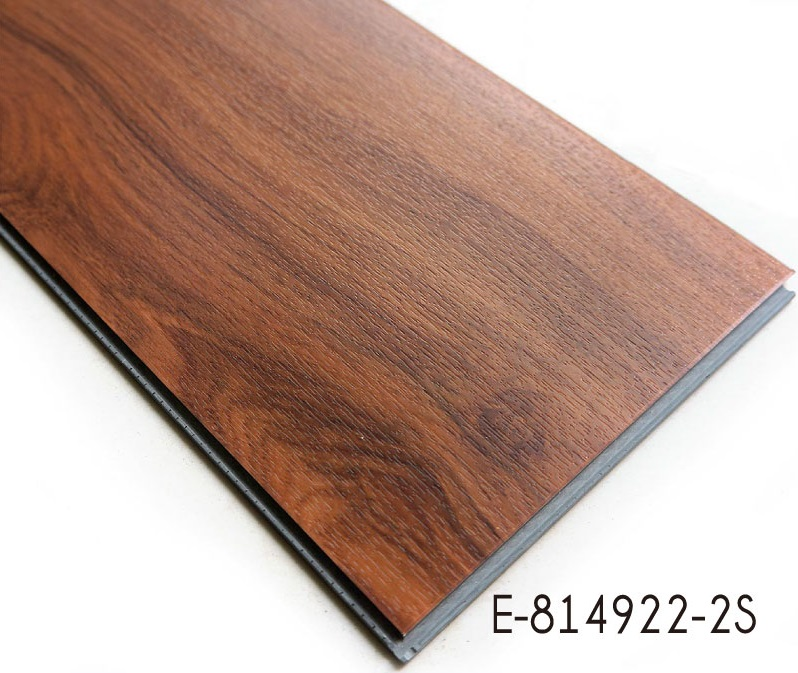 Light Wood Pattern PVC Click Flooring
