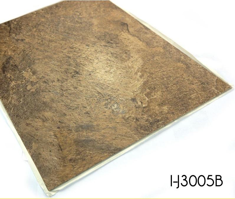 Marble Grain Waterproof Self Adhesive Vinyl Floor